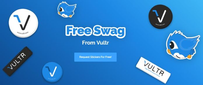 vultr free swag