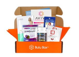 healthy snacks and more from Bulu Box
